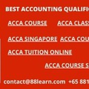 BEST ACCOUNTING QUALIFICATIONS from 88learn singapore