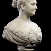 388. HLJ2 marble bust