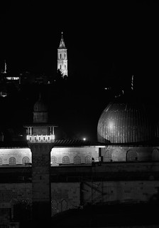 Jerusalem by Night April 6, 2021