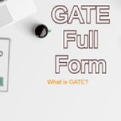 GATE Full Form 2021