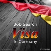 Job search VISA in Germany