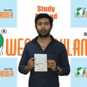 Supriya Thakur - Canada Student Visa received by her husband