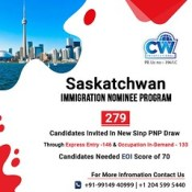 Settle in Canada through Express entry/ PNP