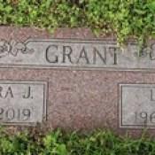 Grant, Barbara J. and Lisa M.