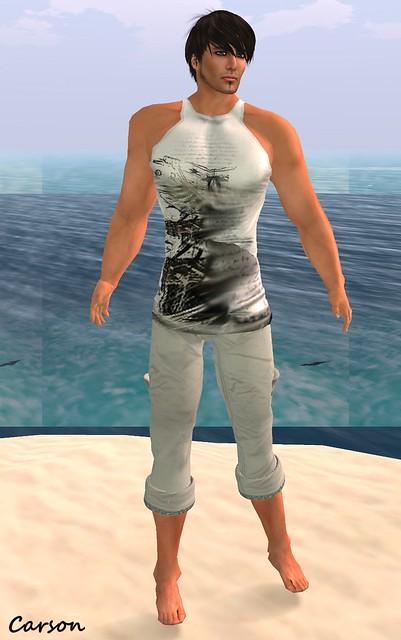 Bubblez Design - Beach Sweat Outfit (S&SH)