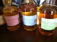 Wemyss Malts at the Domaine Select Classic & Vintage Suite