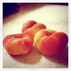 Flying Saucer Peaches