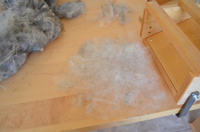 fleece - after