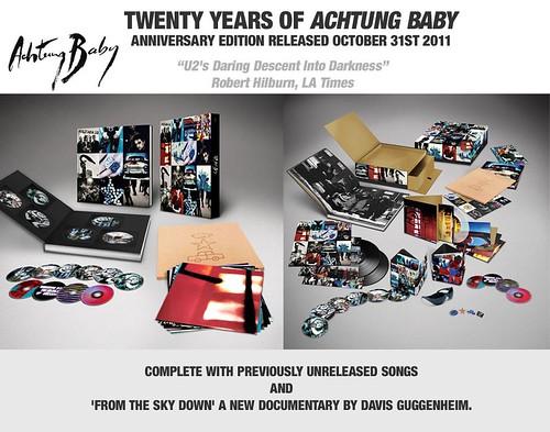 Achtung Baby remasterizacion