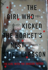 Larsson, Stieg - The Girl Who Kicked the Horne...