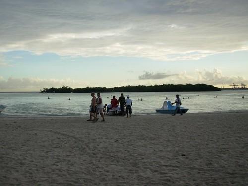 Tramonto Boca Chica