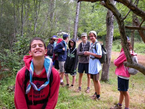 Campaments Castellar de n'Hug 2011 069