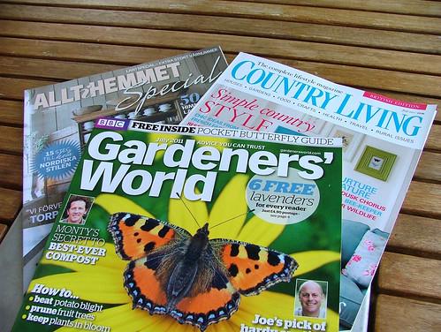 giornali garden