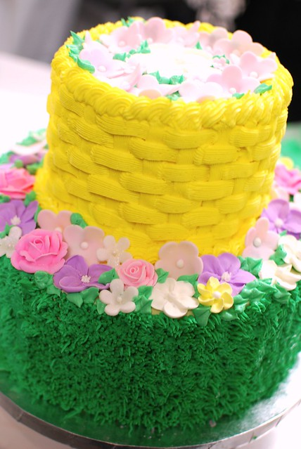 Cake Decorating Contest : Wilton Blogger Workshop