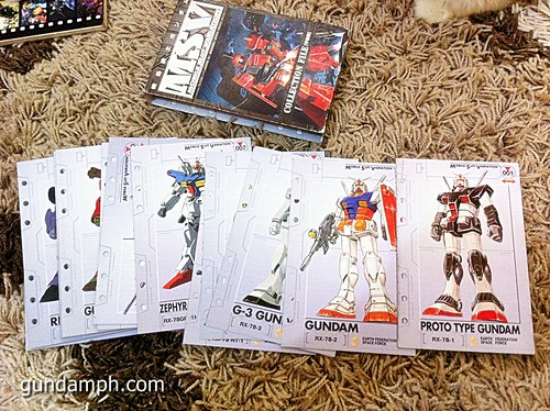 GN Sefer Animerica Gundam Official Guide MSV Collection (9)