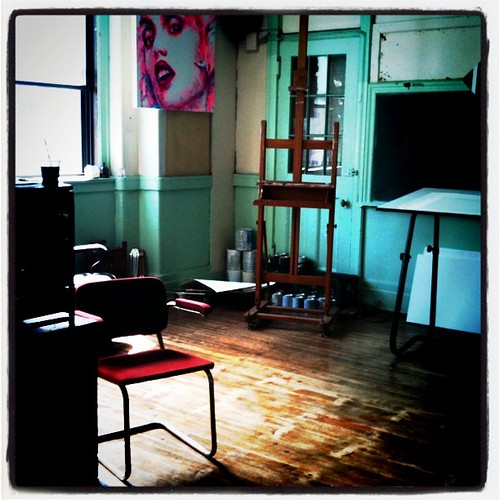 Hubby's Studio