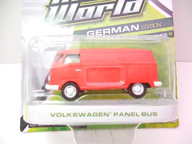 green light motorworld german edition volkswagen panel bus (2)