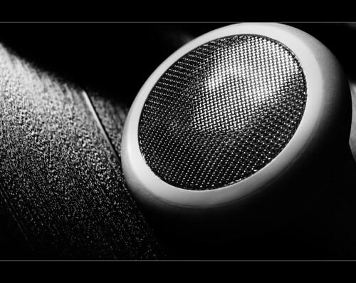 Headphone on vinyl, HMM by Ianmoran1970