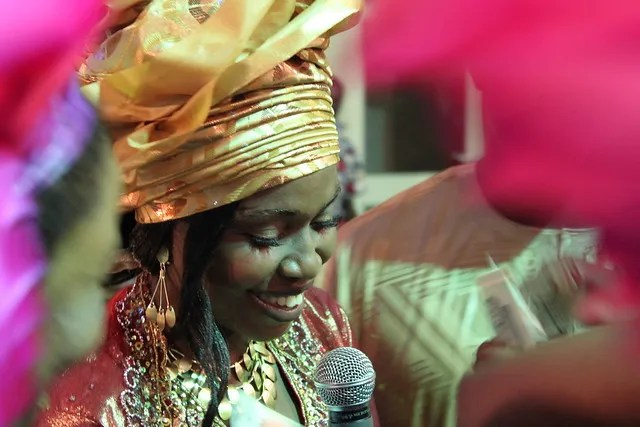 Congratulations to Kannywood actress Sakna Gadaza and Musa Bello on their wedding, 9 July 2011 (4/6)