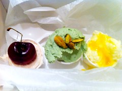 Three August Icing Flavor Contenders