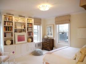Amanda Nisbet bedroom NYSD pink abstract