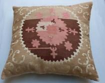 vintage uzbek pillow cocoon tribalchase