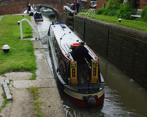 20110529-15_Grand Union Canal Lock - Braunston by gary.hadden