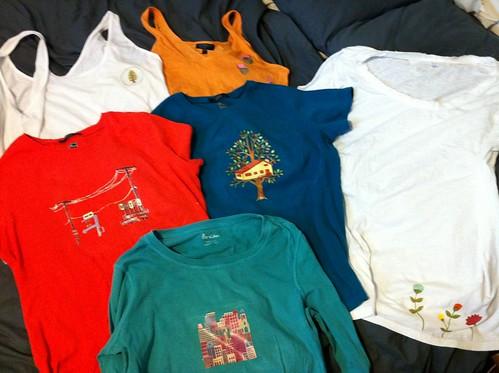 Sukie Iron T-shirts