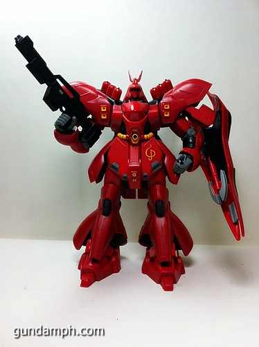 MSIA DX Sazabi 12 inch model (39)