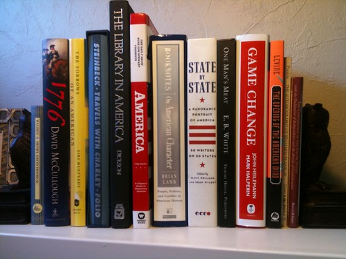 july bookshelf