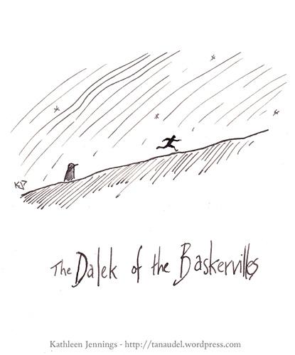 Dalek of the Baskervilles