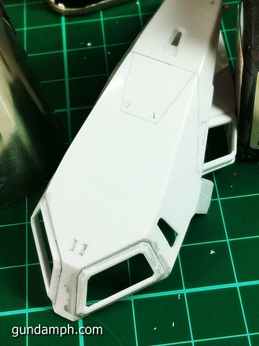 Building MG Zeta 2.0 HD Color Version (part 1) (19)