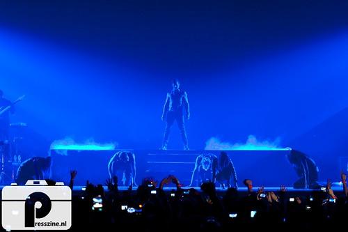 Ricky Martin in Heineken Music Hall (10-07-2011).