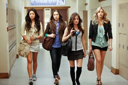 Pretty Little Liars: Serie de Drama y Suspenso para Chicas