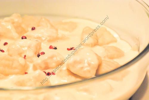 Gnocchis à la crème de Parmesan / Parmesan Cream Gnocchis