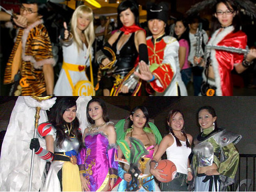 Five Cons That Made Philippine Cosplay History: Another Biased List Level Up! Live 2008