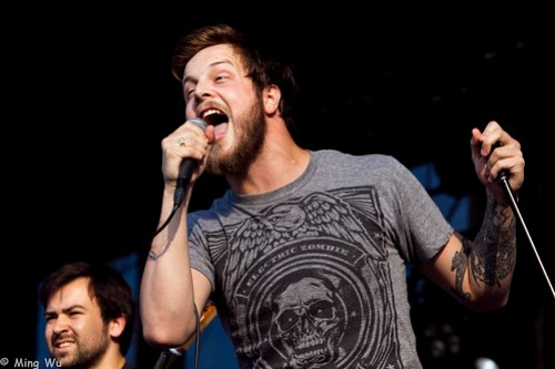 Protest the Hero @ Bluesfest 2011