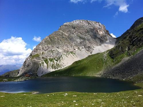 Karnischer Höhenweg, Obstanser Seehütte