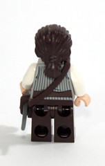 Will Turner Minifig Back