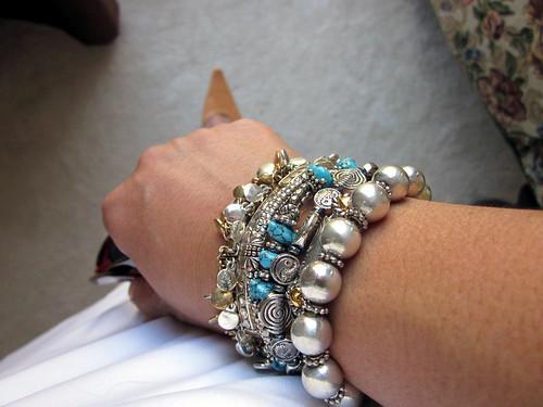 7-layers bracelets