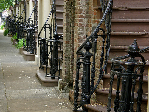 walk down memory lane in Savannah, GA