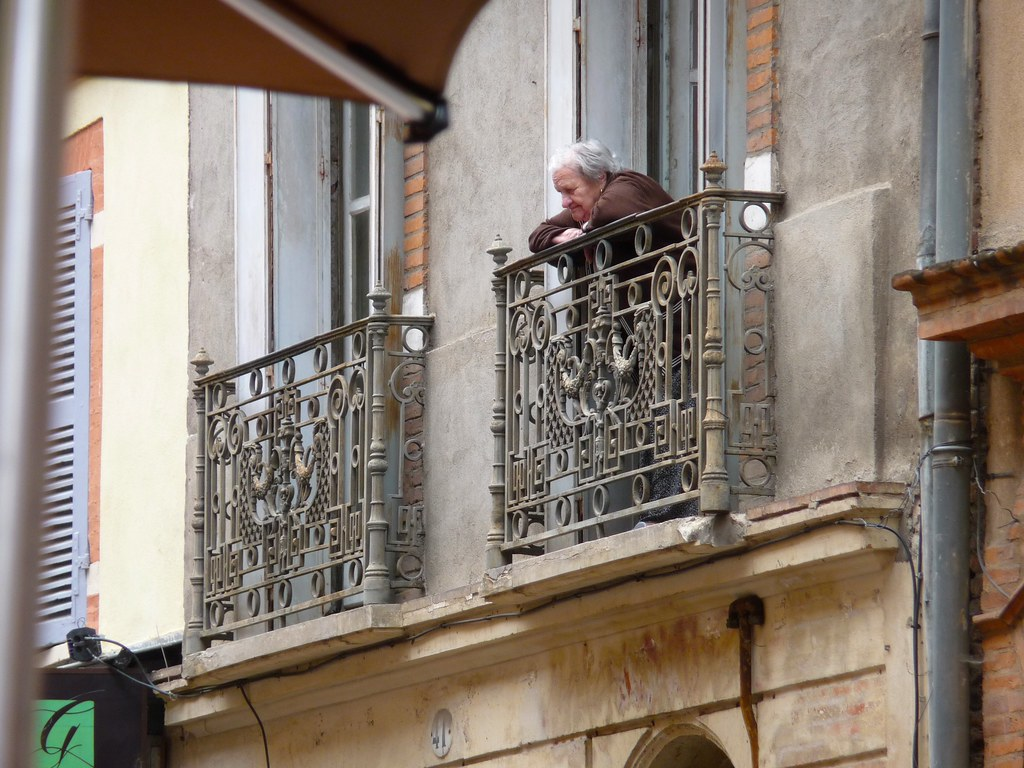 Content in Toulouse