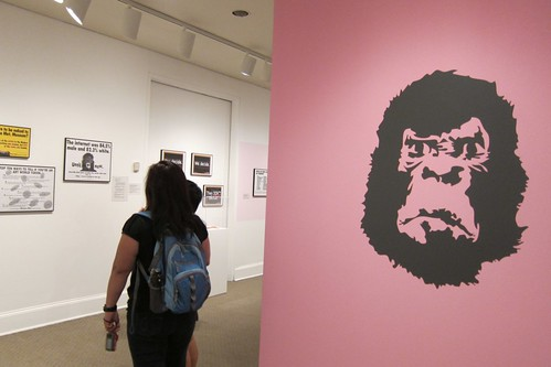 Guerrilla Girls at National Museum of Women in the Arts