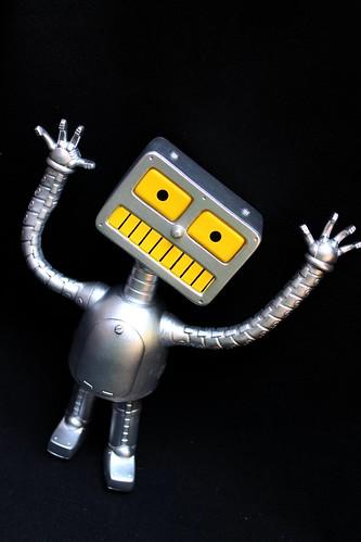 Popfuzz the Robot