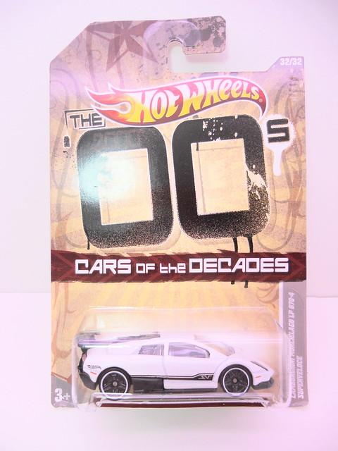 hot wheels decades lamborghini murcielago LP 670-4 superveloce (1)
