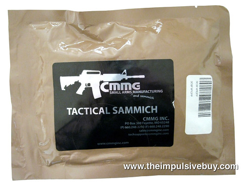 CMMG Pepperoni Tactical Sammich