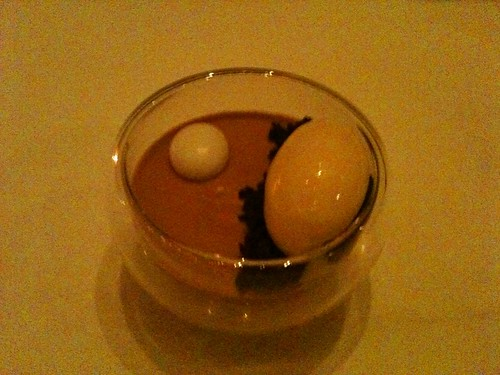 Milk Chocolate Whiskey Panna Cotta