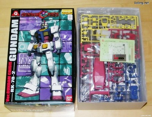 MG2009 {Color-Special # Dino Crisis Ver Limited 2000} - RX-78-2 OYW (1)