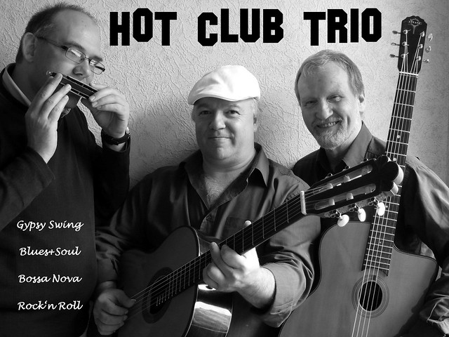 HOT CLUB TRIO - Poster