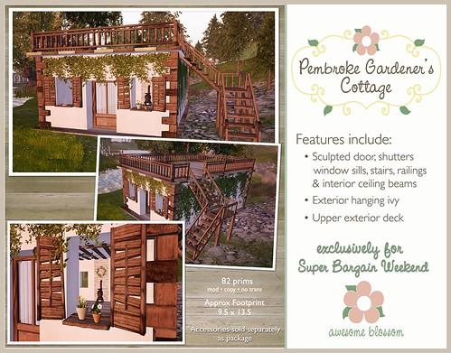 Pembroke Gardener's Cottage